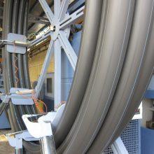 لوله پلی اتیلن ۱۲۵ میلیمتر ۱۰ اتمسفر